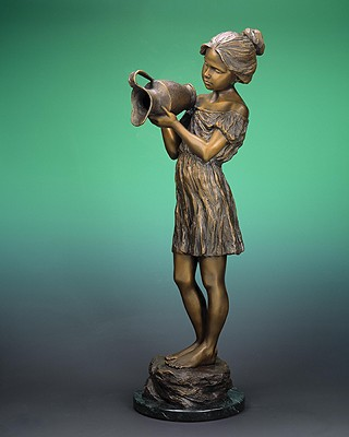Timeless by Karl Jensen (maquette)