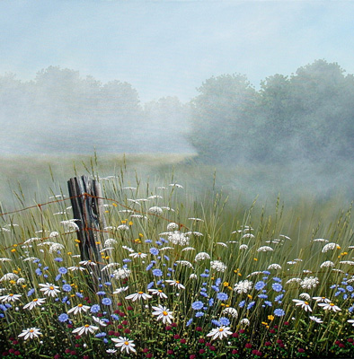 Meadow Mist by Jordan Hicks
