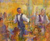 Waiters by Janine Wesselmann
